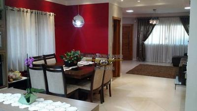 Sobrado Com 3 Dormitórios À Venda, 192 M² Por R$ 690.000 - Vila Antonieta - São Paulo/sp - So1280