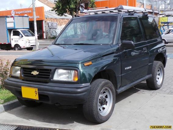 Chevrolet Vitara Campero 4x4