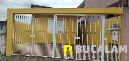 Imagem 1 de 15 de Casa Para Venda Em Jardim Iracema - 4391-r