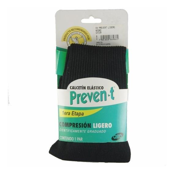 Un Par De Calcetines Preven-t Nylon Caballero Prevención, Control De Varices