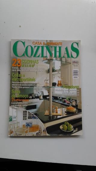 Revista - Casa & Ambiente: Cozinhas - Ano 01 - Nº 04