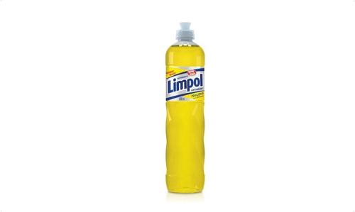 Detergente Limpol Neutro Líquido 500ml Promoção Top