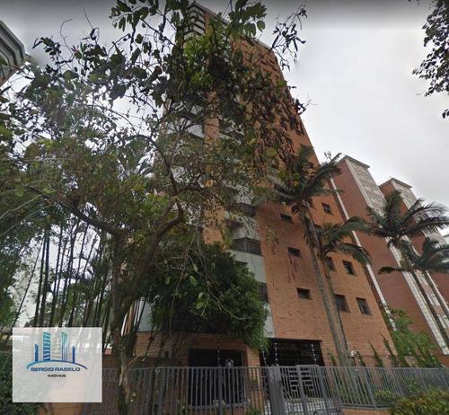 Imagem 1 de 9 de Apartamento Com 3 Dormitórios À Venda, 169 M² Por R$ 2.195.000,00 - Moema - São Paulo/sp - Ap3523