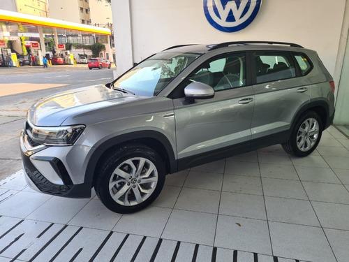 Imagen 1 de 15 de Volkswagen Taos 1.4 250 Tsi Comfortline 2021 0 Km #23