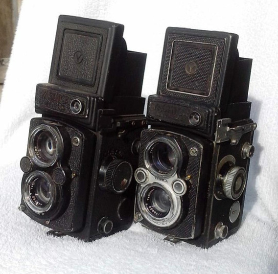 Câmera Yashica Mat