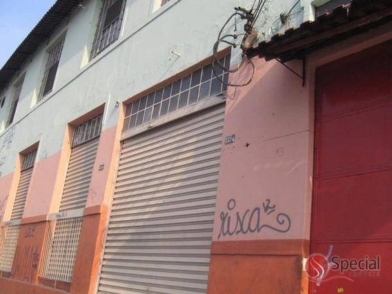 Galpão Para Locação, Tatuapé, São Paulo - Ga0086. - Ga0086