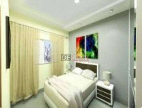 Imagem 1 de 10 de Apartamento À Venda, 55 M² Por R$ 249.000,00 - Parque Savoi City - São Paulo/sp - Ap5384