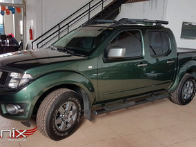 Nissan Frontier 2.5 Sv Attack Cab. Dupla 4x4 - 2014