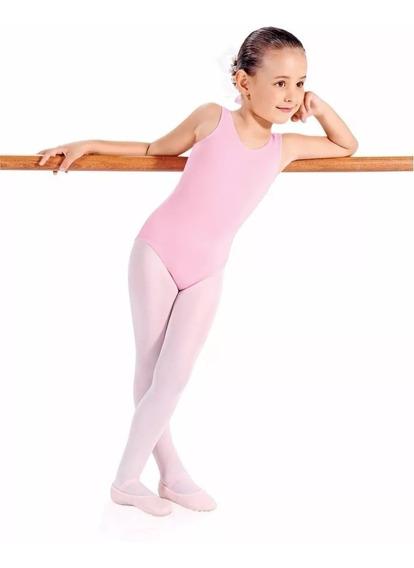Collant / Body / Maiô Regata Em Helanca P/ Ballet - Capezio