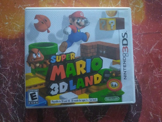 New Super Mario 3d Land N3ds N2ds
