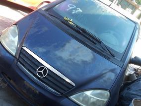 Mercedez Benz Classe A 160 Ano 2000 Pra Retirada De Pecas