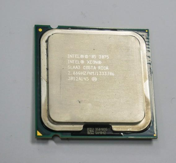 Processador Intel Xeon 3075 2.66ghz 4mb 1333 / Com Cooler