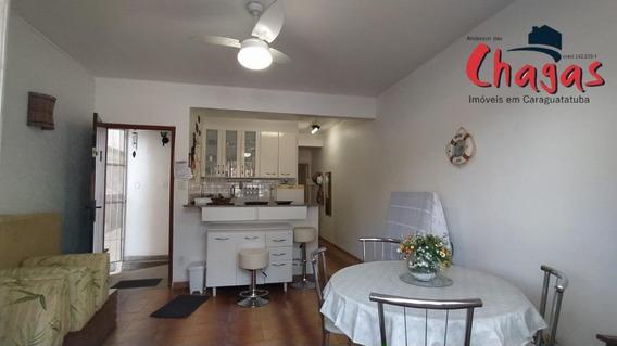 Apartamento Térreo Podendo Ser Comercial Centro Caraguatatuba - 1461
