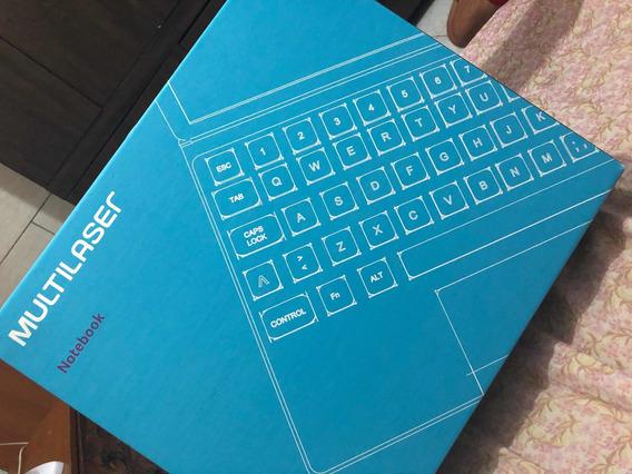 Notebook Multlaser Novo Na Caixa Com Nota Fiscal