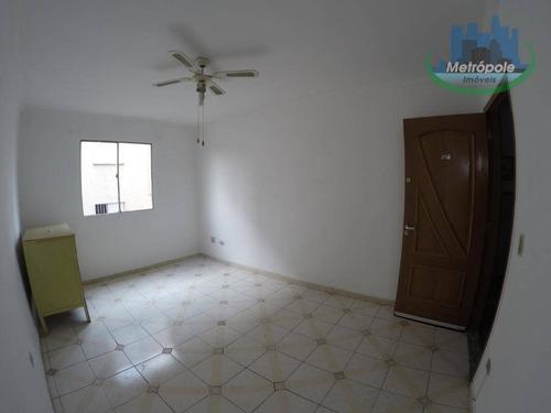 Apartamento À Venda, 48 M² Por R$ 215.000,00 - Cocaia - Guarulhos/sp - Ap1082
