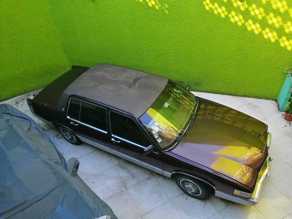 Cadillac De Ville 4 Puertas 4.5 Litros Perfecto Estado Color