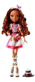 Ever After Alto Recubierto De Azucar Cedar Wood Doll