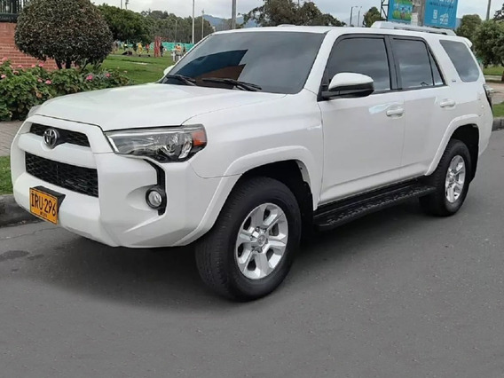 Toyota 4runner Sr5 At 4000 Aa Ab Abs 4x4