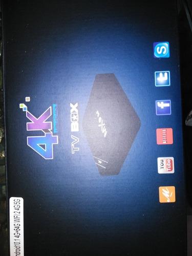 Tv Box 64 Gb De Almacenamiento