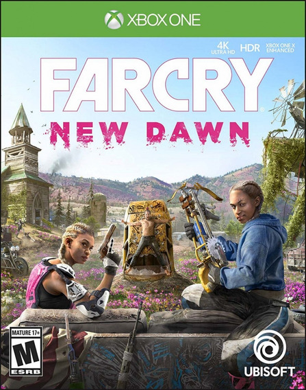 Jogo Far Cry New Dawn Xbox One Xone Lacrado 100% Português