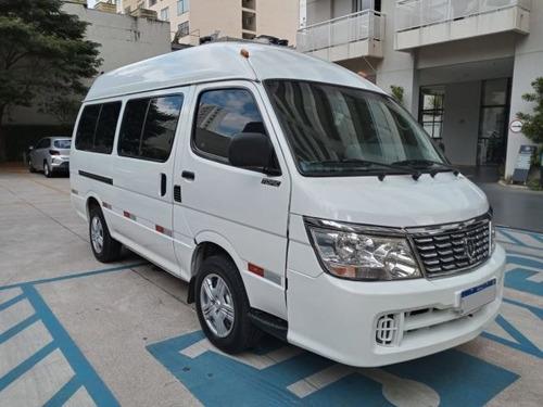 Jinbei Topic 2.0 Passageiro 16v Gasolina 3p Manual