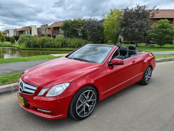 Mercedes-benz Clase E E200 Cabriolet 1.8t
