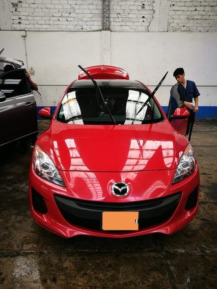 Mazda Mazda 3 Mecánica