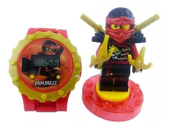 Relógio Do Ninja