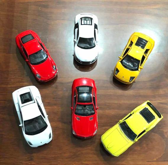 Deportivos De Leyenda Lote De 6 Autos Excelentes Leer