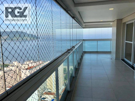 Apartamento Residencial Para Venda E Locação, Embaré, Santos. - Ap2542