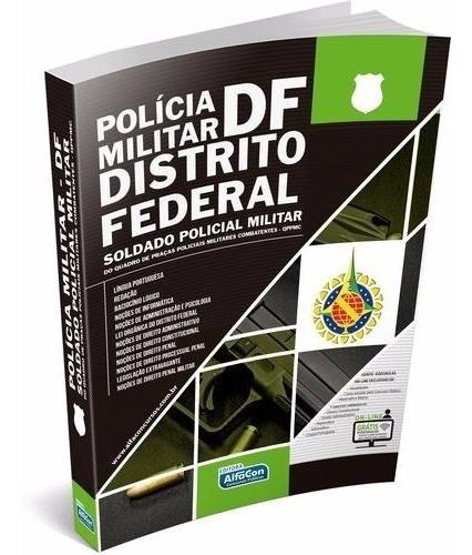 Apostila Pm Df Polícia Militar Distrito Federal Alfacon