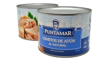 Pack 6u Lomitos De Atún Cumana X 1800gr + Envio!!
