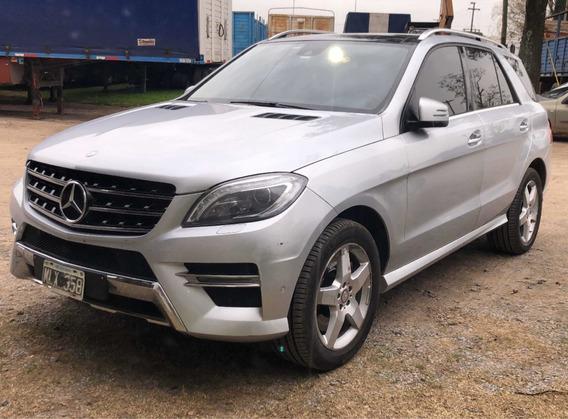 Mercedes-benz Ml 3.5 Ml350 4matic Sport B.efficiency 2013