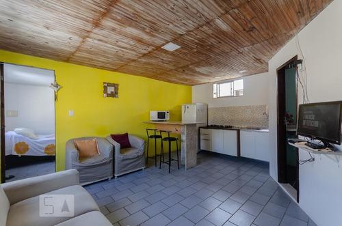 Imagem 1 de 15 de Casa Para Aluguel - Boca Do Rio, 1 Quarto,  85 - 893414225