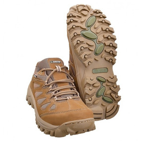 Tênis Hiking Airstep - Ref.: 5600-35 Coyote - Frete Grátis