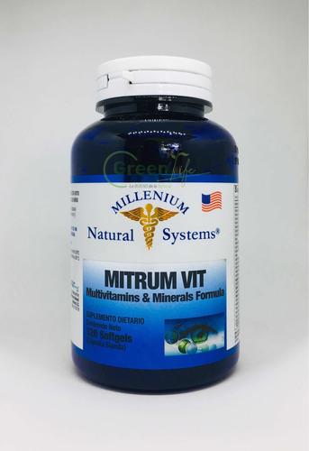 Multivitaminico Vitamina B12 Hierro - Unidad a $338