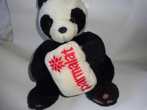 Urso Panda Parmalat Usado Anos 90 B0051