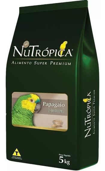Nutropica Papagaios Natural 5kg Val Jun/2020