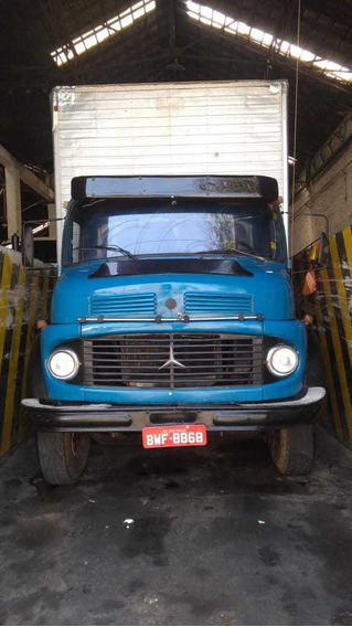 Mercedes-benz 1111 Baú - 67