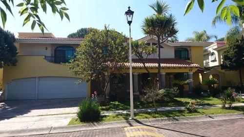 Casa Residencial Azaleas,zapopan, Zona Exclusiva, Casa Club