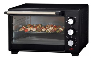 Horno Eléctrico Kanji Home He28006s 28lts 1600w Grill 1600w.
