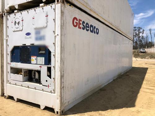 Camaras,de Supercongelado Reefers Contenedores Containers