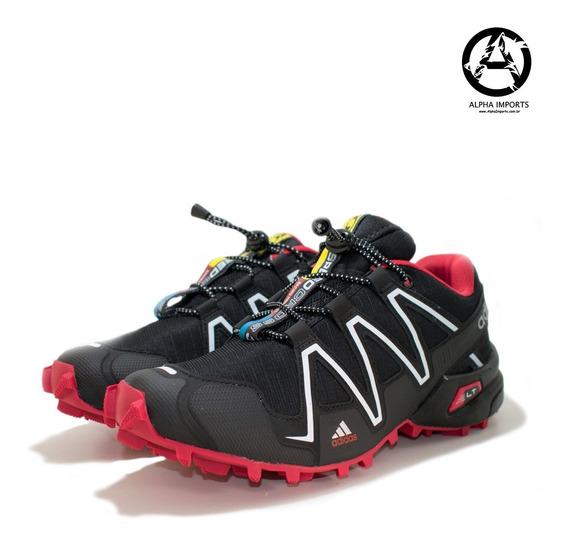 Tênis adidas Speedcross 3 Trava Crossfit - Oferta Da Semana