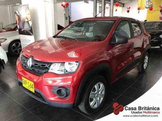 Renault Kwid Mecanico 4x2 Gasolina