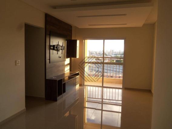 Apartamento À Venda, 110 M² Por R$ 420.000,00 - Árvore Grande - Sorocaba/sp - Ap7725