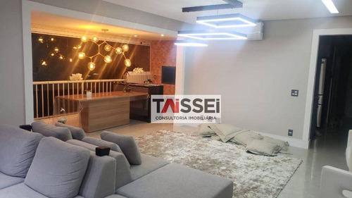 Imagem 1 de 25 de Apartamento Com 2 Dormitórios À Venda, 111 M² Por R$ 1.600.000,00 - Vila Gumercindo - São Paulo/sp - Ap8440