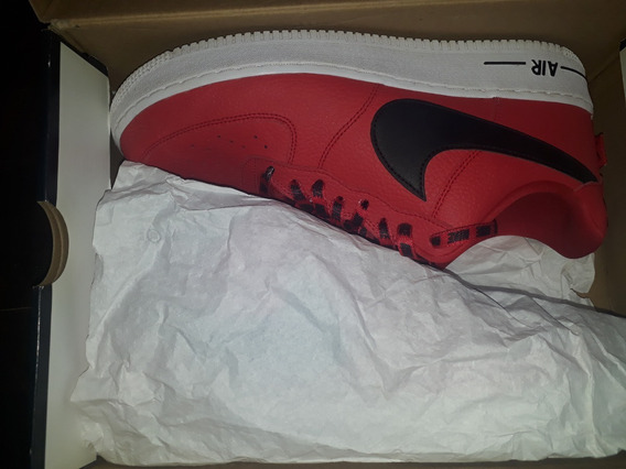 Nike Air Force 1 Nba Rojas