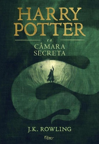 Harry Potter E A Camera Secreta-capa Nova