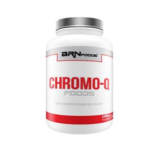 Picolinato De Cromo (chromo-q Foods) 100 Caps - Brn Foods