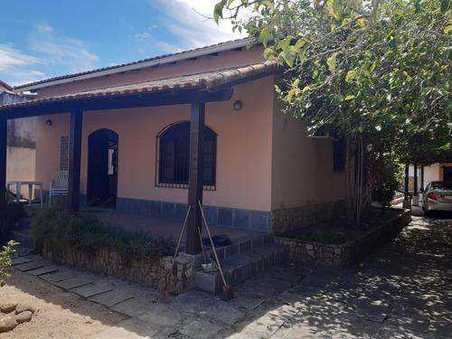 Casa Para Venda Em Saquarema, Boqueirão Saquarema, 3 Dormitórios, 2 Banheiros, 2 Vagas - E112_2-1159026